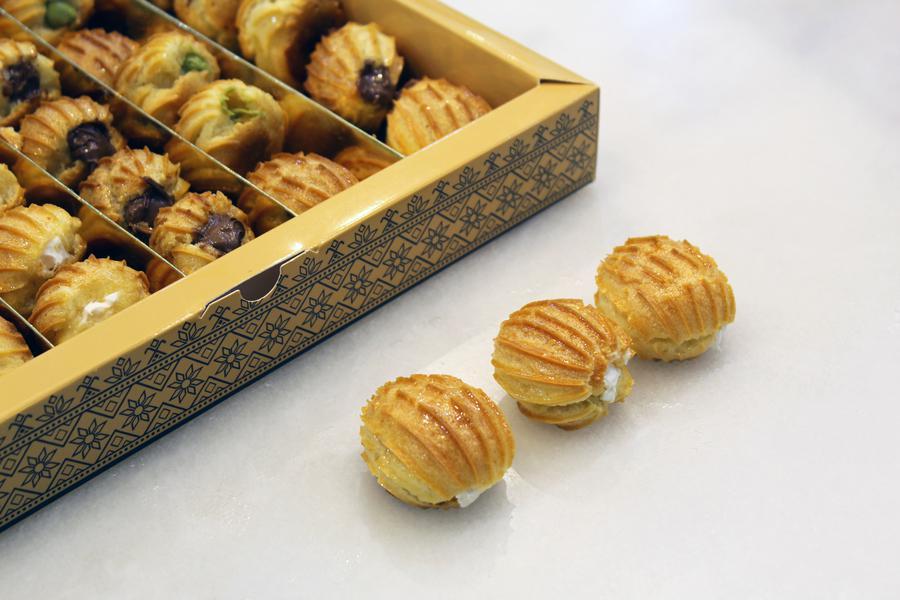 التوصيل من حلويات سلطان البلح في الحزم | هنقرستيشن