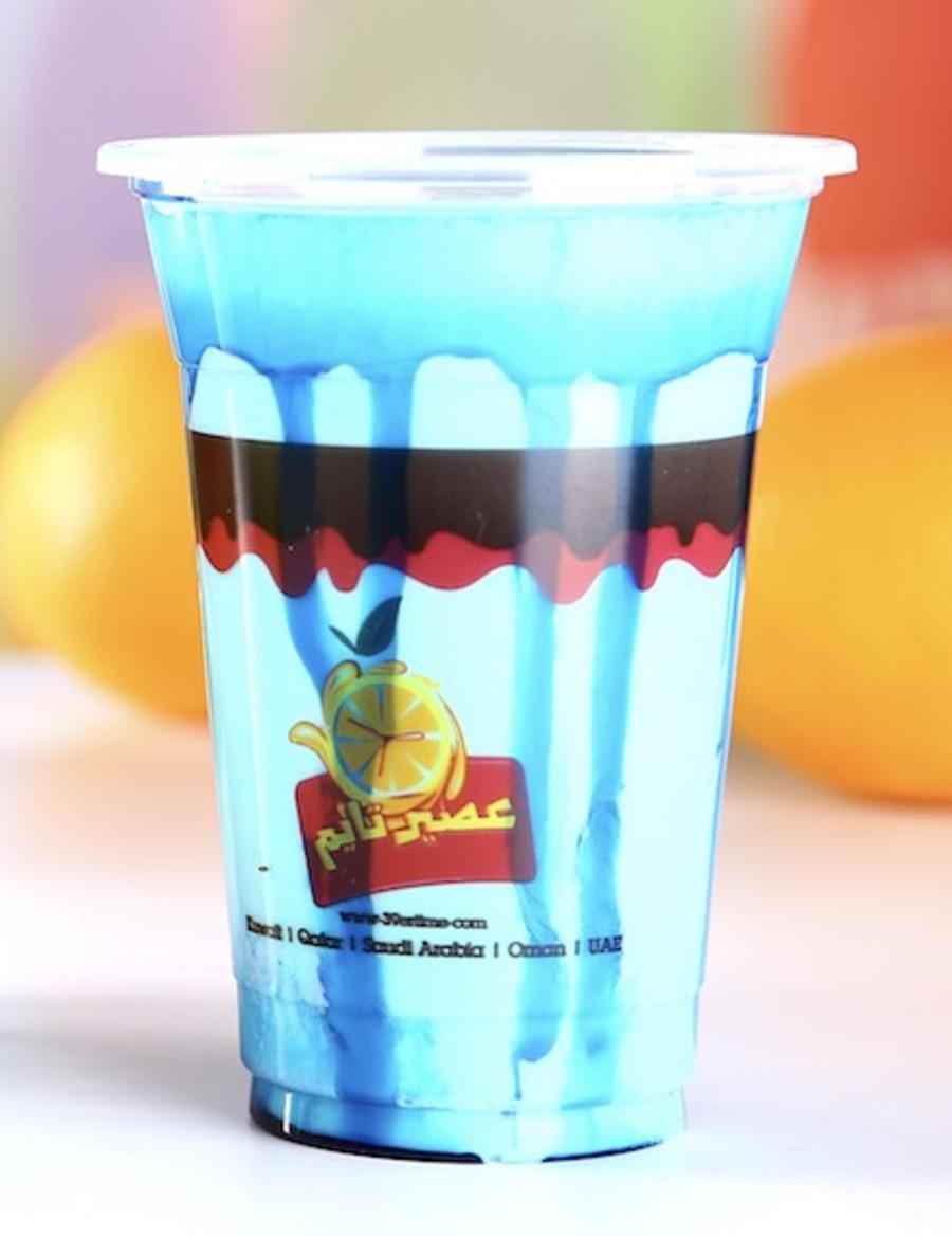 التوصيل من عصير تايم في النخيل هنقرستيشن